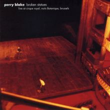 perry blake brkn statues cd